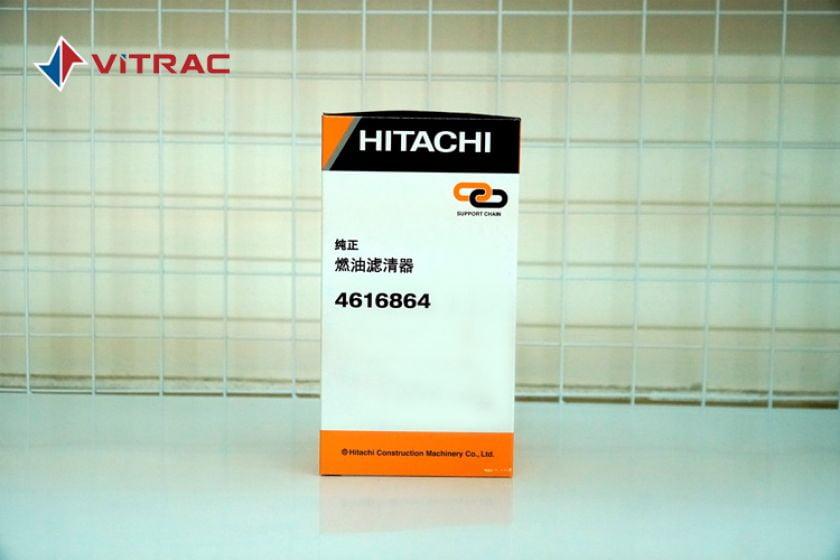 Lọc dầu động cơ cho máy đào Hitachi