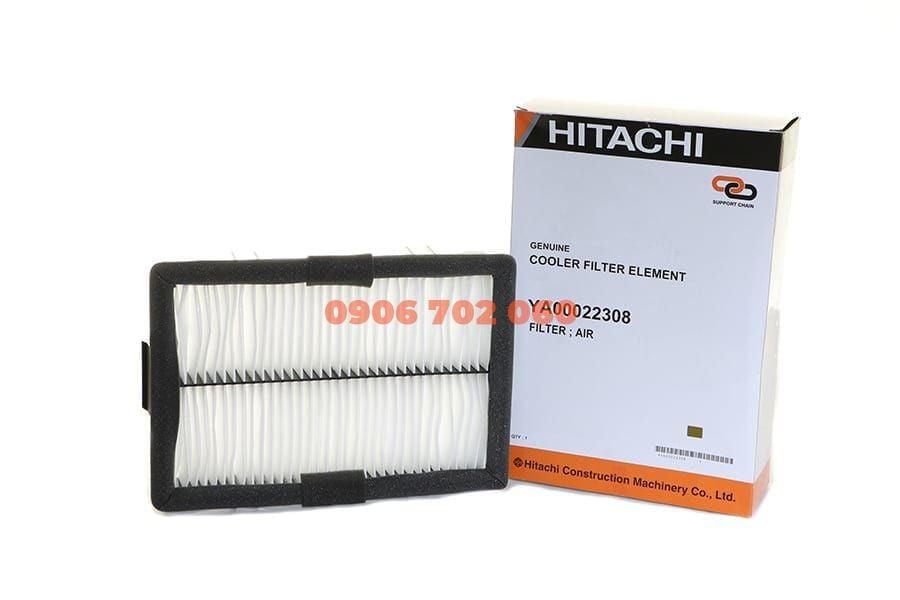 Lọc máy lạnh cho máy đào Hitachi ZX130LC /ZX160(LC)