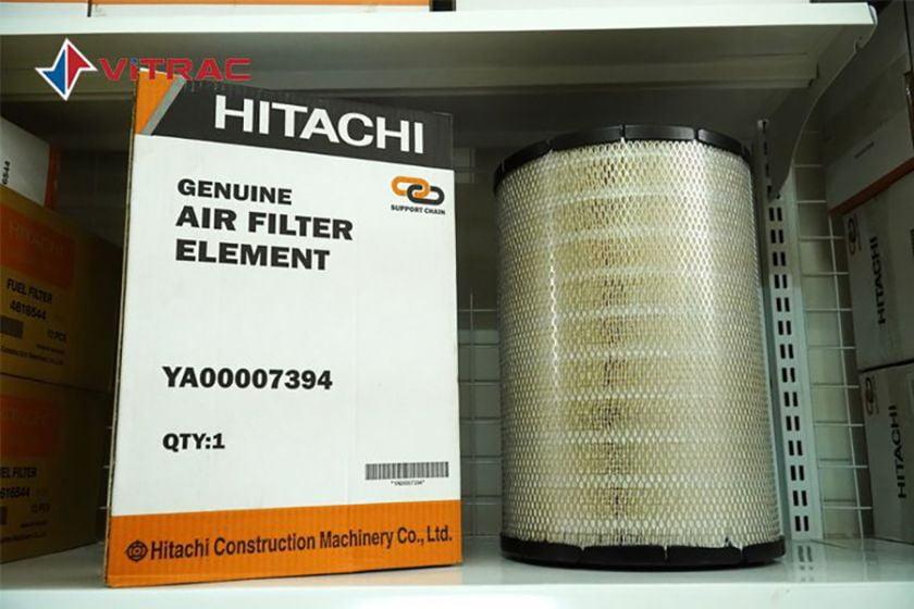 Lọc gió ngoài cho máy đào Hitachi