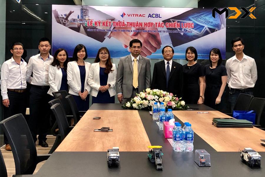 ACBL cho thuê tài chính
